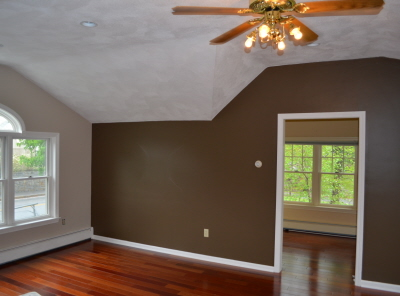 Stearns Painting provides interior and exterior paint services.